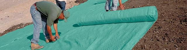Vegetative Establishment Blankets Profile Evs